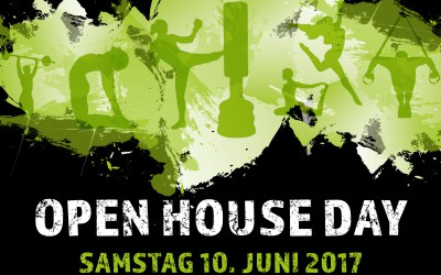 // OPEN HOUSE DAY 2017 //