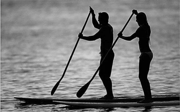 // STAND UP PADDLE //